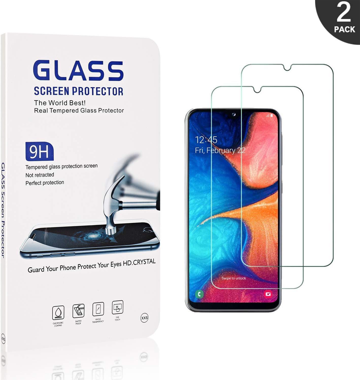 2 St/ück Samsung Galaxy A10E LAFCH 9H H/ärte Anti-Kratzen Folie Panzerglas Displayschutzfolie Generic Schutzfolie f/ür Samsung Galaxy A20E