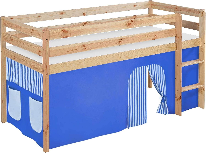 Lilo Kids jelle2054kn de Azul de Azul de S Parte Cama Jelle ...
