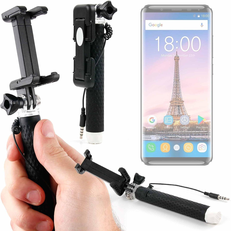 DURAGADGET Palo Selfie (Selfie-Stick) para Smartphone OUKITEL K5000: Amazon.es: Electrónica