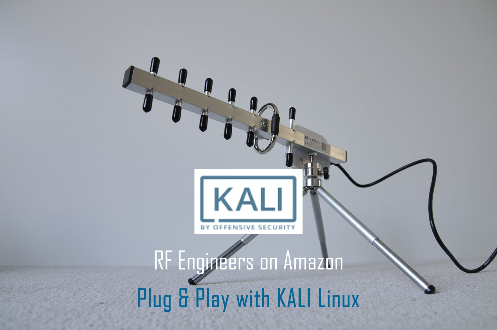 NextG USB-Yagi Plug & Play 11N Long Range WiFi antenna 2200mW by Turbotenna (Image #3)