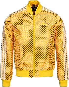 Adidas Originals Pharrell Williams Dot Hombres Chaqueta de chándal ...