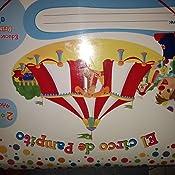 El circo de Pampito 2-3 años. Proyecto Educación Infantil