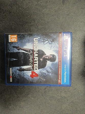 Uncharted 4: A Thiefs End (PS4): Amazon.es: Videojuegos