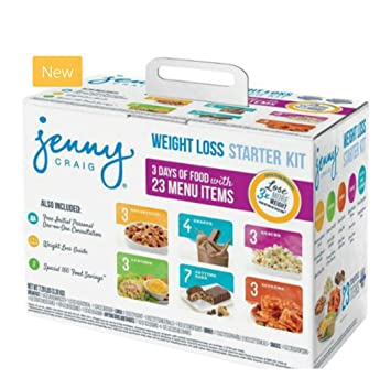 Amazon Com Jenny Craig Weight Loss Starter Kit Health Personal Care