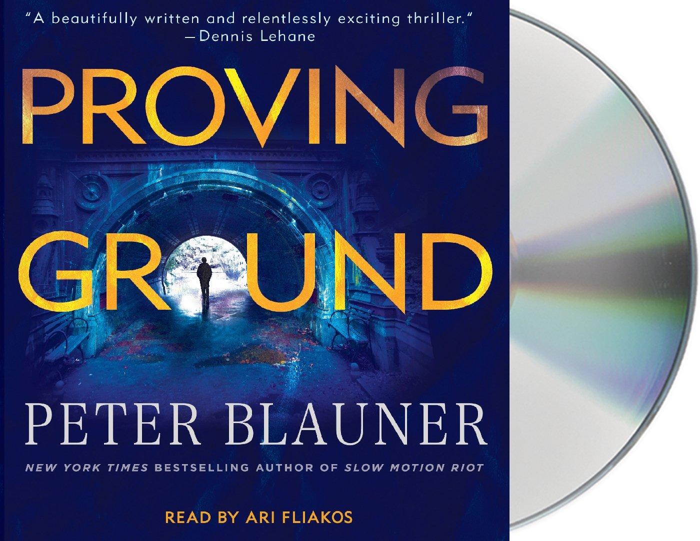 Amazon: Proving Ground (lourdes Robles Novels) (9781427285928): Peter  Blauner, Ari Fliakos: Books