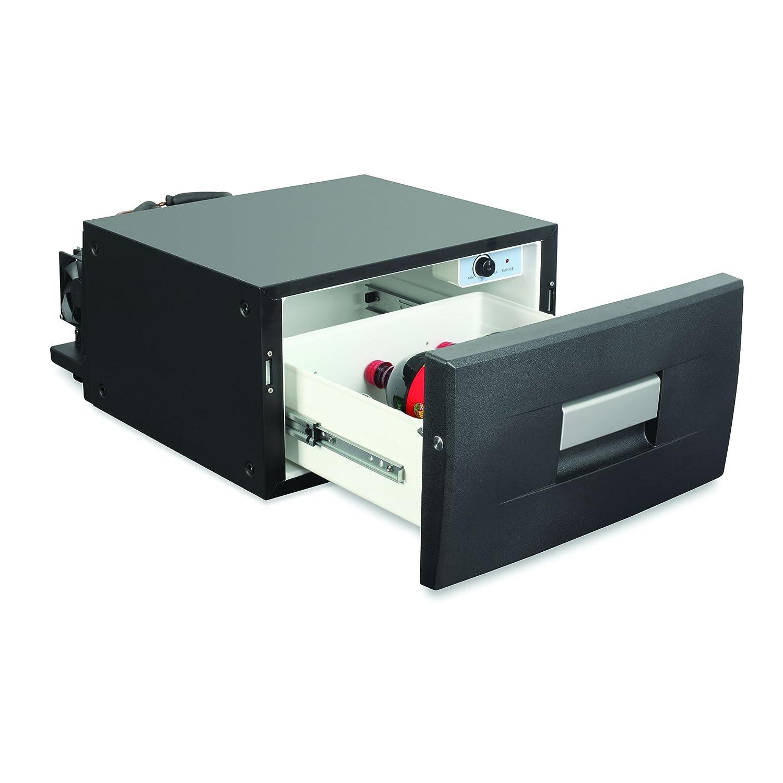 Waeco Nevera Fija de Compresor CoolMatic CD-20 Frontal Negro ...