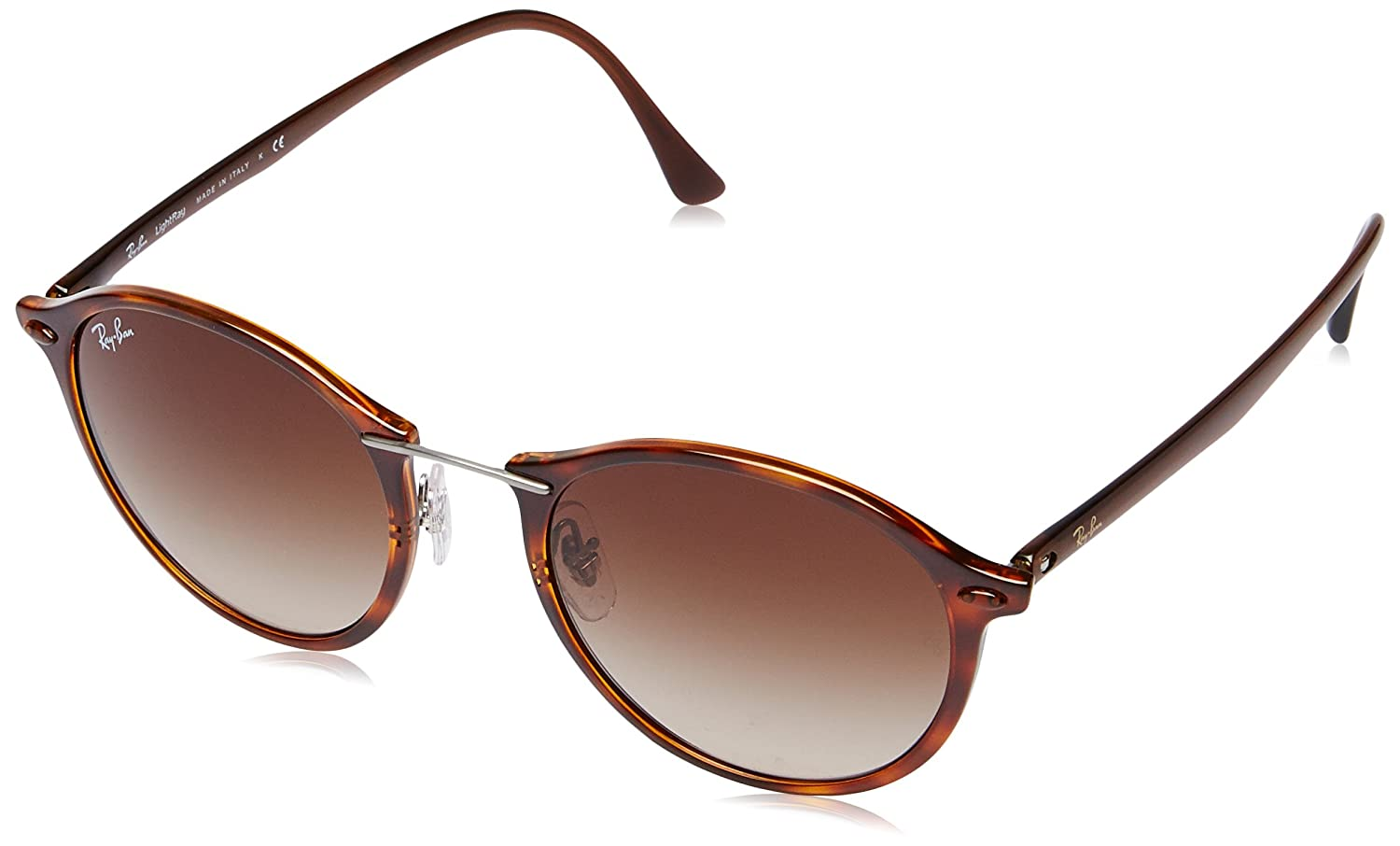 85b57f0486 Amazon.com  Ray-Ban Round Ii Light Ray Sunglasses