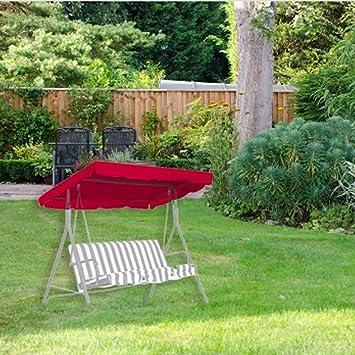 Zay 249x185x18cm Swing Canopy Remplacement Etanche A La