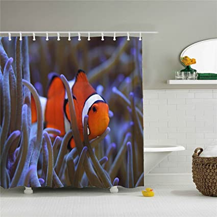 Fish Lure Shower Curtain