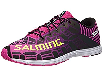 d0e7cbfe2fc58 Amazon.com | Salming Women's Race 5 Shoes Azalea Pink 10 | Running