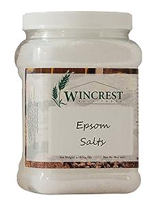 Epsom Salts (Food Grade) - 4 Lb Tub
