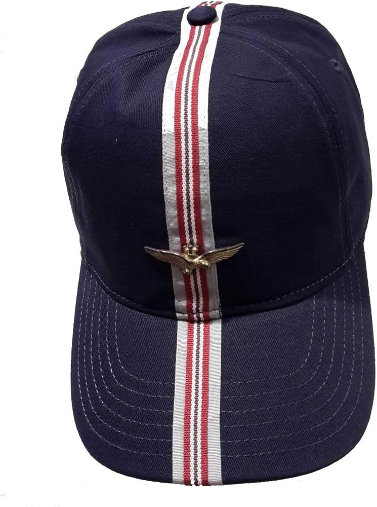 Aeronautica Militare - Gorra de béisbol HA1017, Unisex, Azul ...