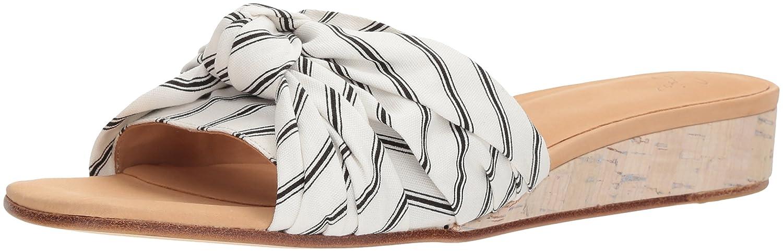 Joie Women's Fabrizia Wedge Sandal B078Y4J3F9 38 Regular EU (8 US)|Porcelain-caviar