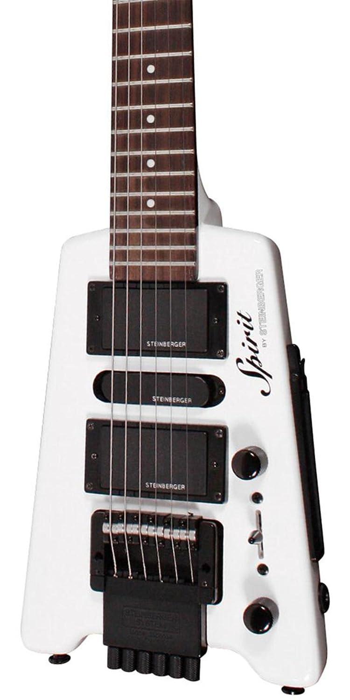 Spirit GT-Pro Deluxe BK Black, incl. Deluxe Gigbag: Amazon.es: Instrumentos musicales