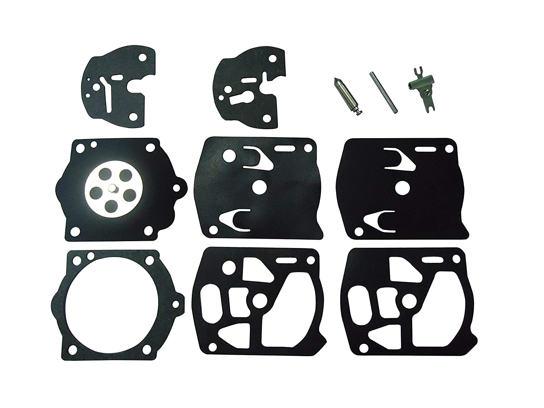 C/·T/·S Kit de reparaci/ón y reconstrucci/ón de carburador que sustituye a Walbro K10-WS para Partner A55 F55 F65 P55 P70 P700 Stihl 042 048 058 075 078
