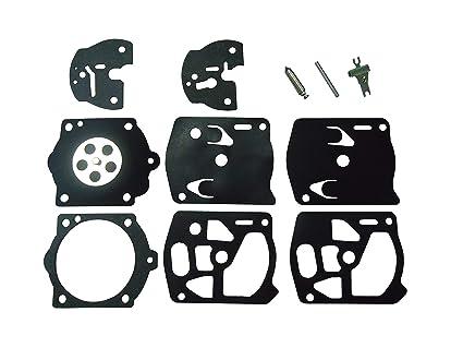 Amazon.com: Kit de reparación y reconstrucción de carburador ...