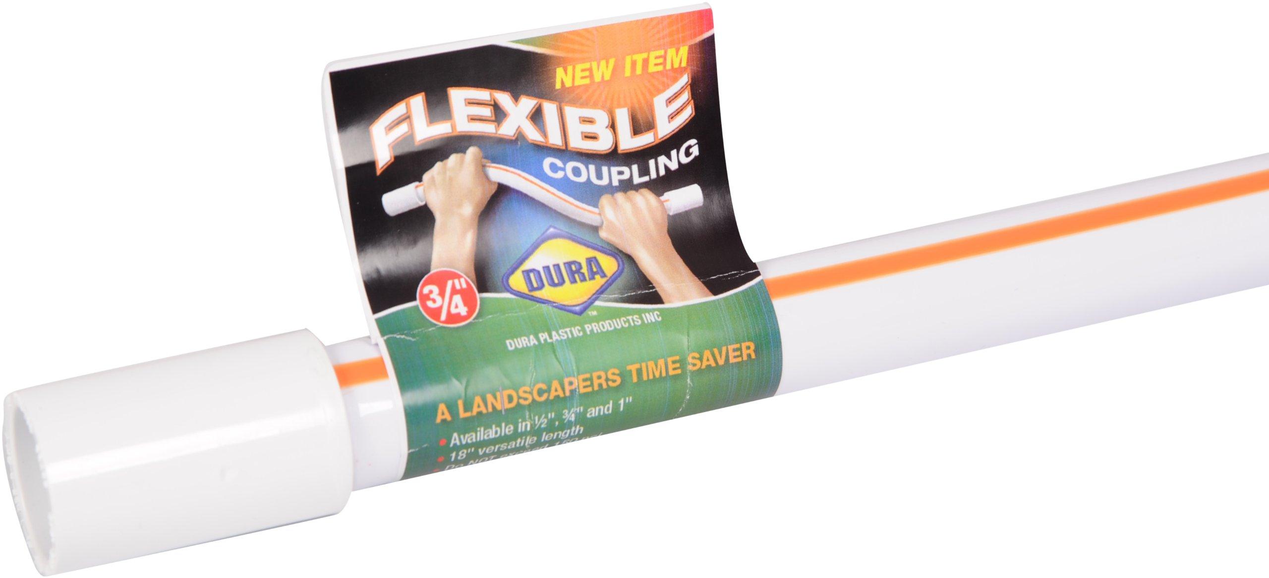 Dura Plastic FRC-007-S 3/4-Inch Flexible Repair Coupling
