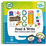 Leapfrog Leapstart Read And Write With Communication Skills 30+ Page Activity Book , LF 80- 21508