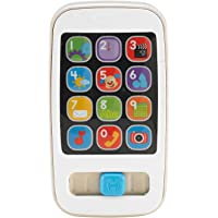 Fisher Price Smart Phone-Gold
