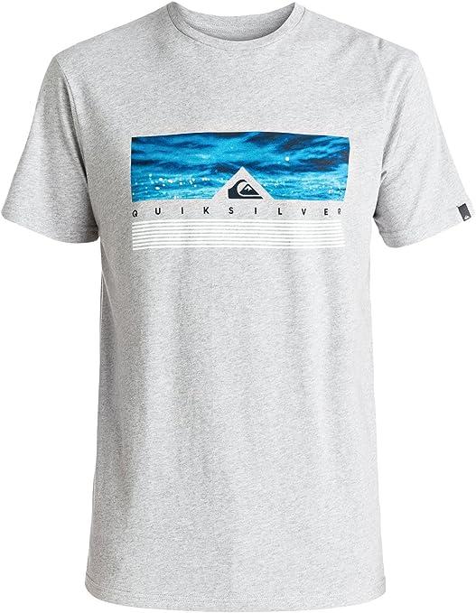 Quiksilver Jungle Box Camiseta, Hombre: Quiksilver: Amazon.es: Ropa y accesorios