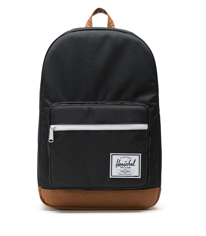 5042411ea05 Amazon.com   Herschel Pop Quiz Backpack-Black   Casual Daypacks