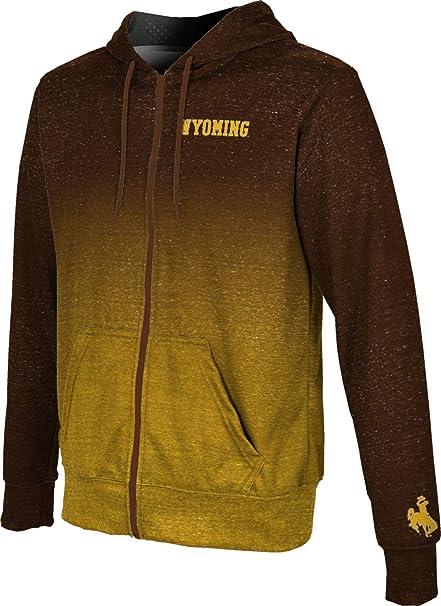 ProSphere University of Wyoming Boys Full Zip Hoodie Grunge