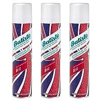 Batiste - Shampooing Sec Brit - 200 ml - Lot de 3
