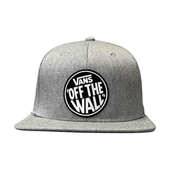 Vans Off The Wall - Gorra unisex - - talla única: Amazon.es: Ropa ...