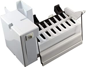 Supplying Demand 5303918344 Refrigerator Ice Maker Compatible With Frigidaire Fits 1260019, 240599901