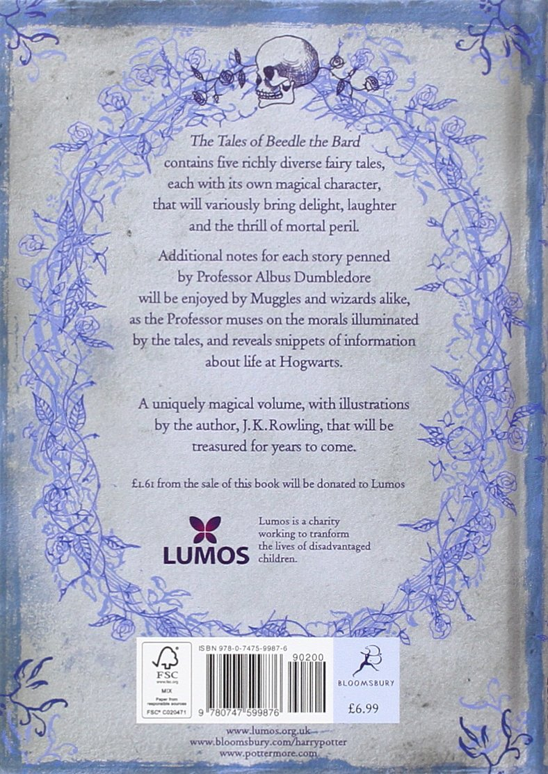 The Tales Of Beedle The Bard Ebook