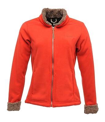 Regatta women's warm spirit heritage walking fleece jacket