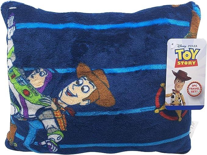 Disney Toy Story Fleece Travel Throw Blanket 40 x 50 NEW