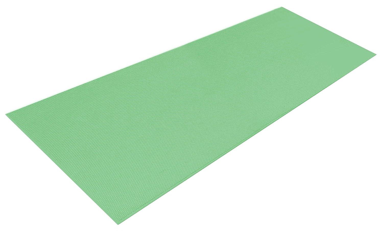 シンエイテクノ ダイヤロングマット(すべり止めマット) グリーン 1.2m B06WD5VHNQ 1.2m|グリーン グリーン 1.2m