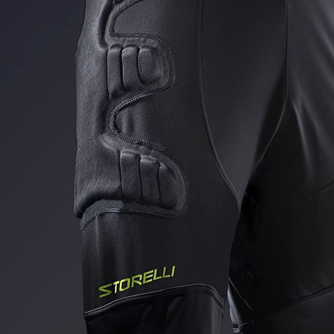 5dc120ebc Storelli Youth Body Shield Ultimate Protection 3 4 Goalkeeper Pants   Amazon.co.uk  Sports   Outdoors
