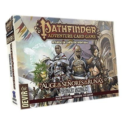 Amazon.com: Devir – Pathfinder Deck of Characters The Boom ...