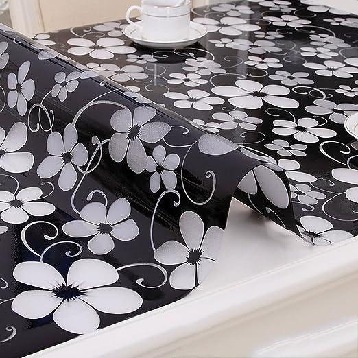 Tovaglia plastificata per tavolo cucina sala taglio a misura