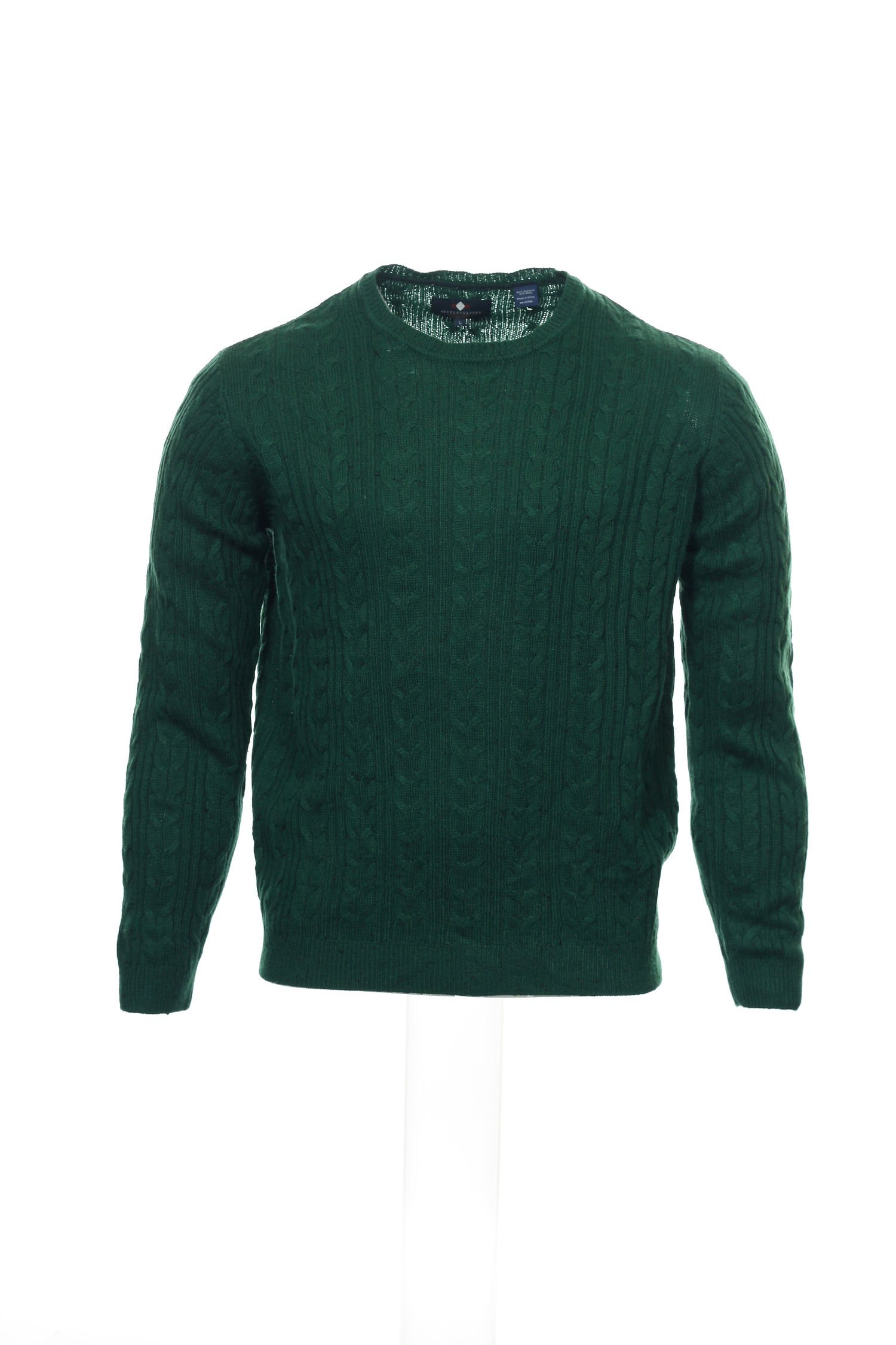 Argyle Culture Pine Green Sweater Medium