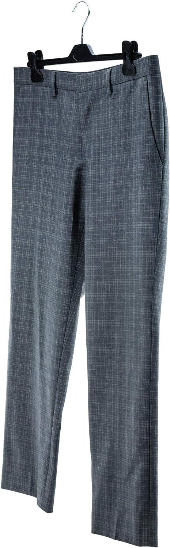 HANGERWORLD 25 White 34cm Plastic Notched Clothes Coat Garment Trouser Clip Hangers.