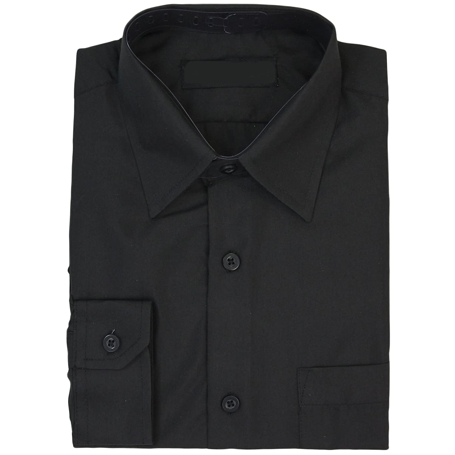 Boys black Prom formal Boys Shirt 6months - 15 Years: Amazon.co.uk ...