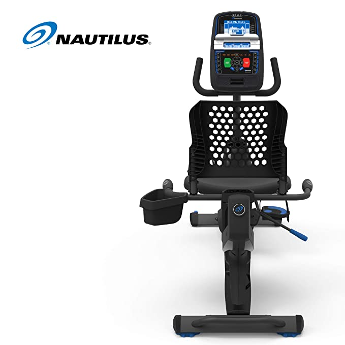 Nautilus R626 New Model - Bicicleta Estática Reclinada, Bluetooth ...