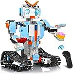 AOKESI Remote Control Robot Building Blocks Educational Kit Engineering STEM Building