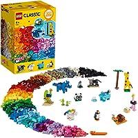 LEGO® Classic Yapım Parçaları ve Hayvanlar 11011 Yapım Seti (1500 parça)