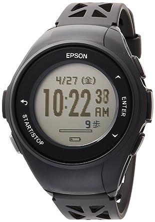 e32e666585 [エプソン リスタブルジーピーエス]EPSON WristableGPS 腕時計 GPSランニングウォッチ Q-10B
