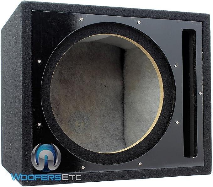 BBox E12SV Single 12 Vented Carpeted Subwoofer Enclosure
