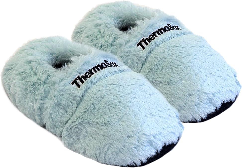Zapatillas térmicas Pantuflas de Granos para el microondas y el ...