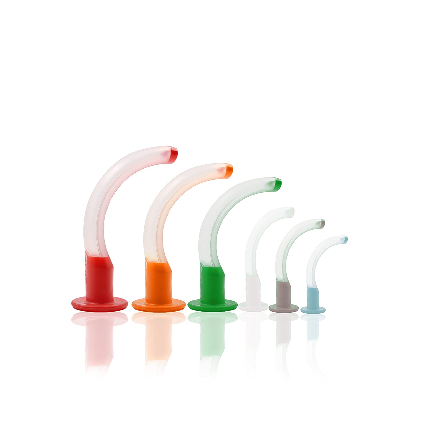 Horn Medical Guedel cannula set con 6 taglie (Guedel cannulas) Rianimazione Primo soccorso Horn Medical Producing & Trading GmbH