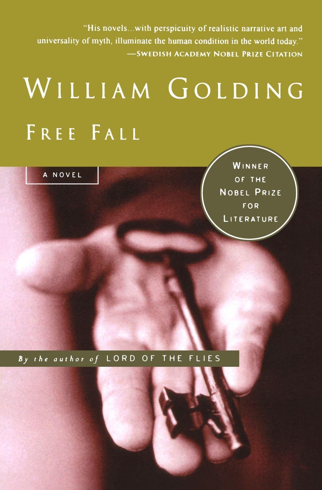 free fall william golding 9780156028233 amazon com books