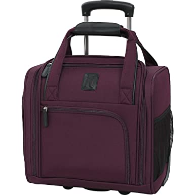 Amazon.com | IT Luggage Catwalk 2 Wheel Lightweight Carry on 14.2 ...