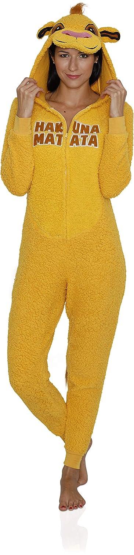 Disney Womens Lion King Union Suit