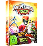 Power Rangers - Dino Charge: Complete Season [3 DVDs]